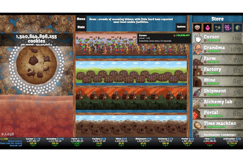 How To Cheat On Cookie Clicker (PC Version) - YouTube