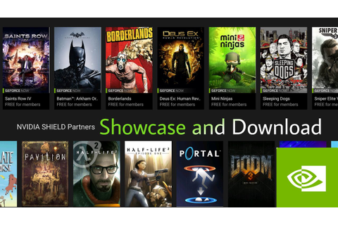 Nvidia Games (Nvidia Hub)|Play PC Games On Android ...
