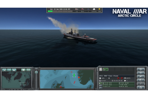 In-game image - Naval War: Arctic Circle - Mod DB