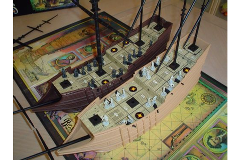 Broadsides and Boarding Parties | Image | BoardGameGeek
