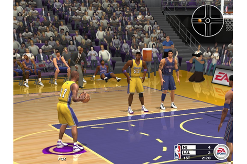 NBA Live 2003 - Full Version Game Download - PcGameFreeTop