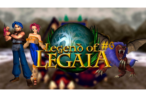 Legend of Legaia #6 - Uma Dupla da Pesada! - YouTube