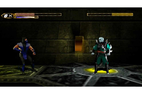 Mortal Kombat Mythologies: Sub-Zero 1080P HD Playthrough ...