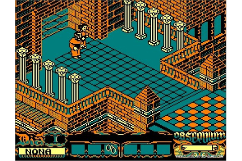Download La Abadia del Crimen & Play Free | Classic Retro ...