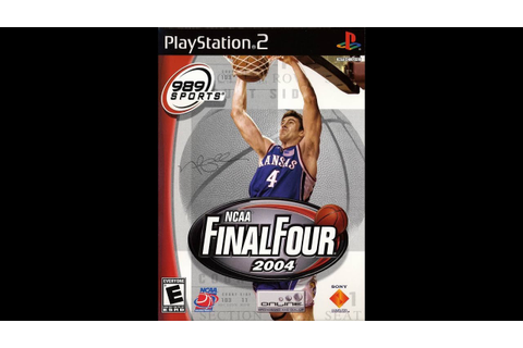 NCAA FinalFour 2004 - PS2 2003 (Opening) - YouTube