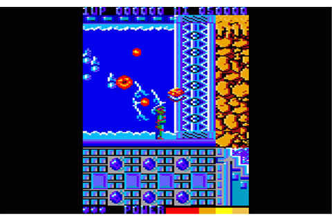 Cosmo Police: Galivan (1986) by Imagine / Ocean Amstrad ...