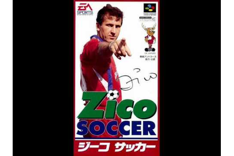 Zico Soccer (SNES) Music - Theme Song - YouTube