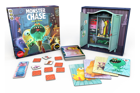 New releases – King of Tokyo & Monster Chase | IELLO