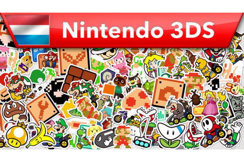 Nintendo Badge Arcade - Trailer (Nintendo 3DS) - YouTube