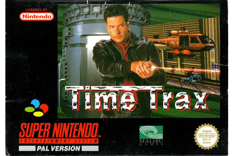 Time Trax (Europe) ROM