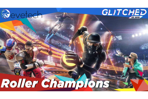 Roller Champions is a 3v3 Free-to-Play Game Coming to PC