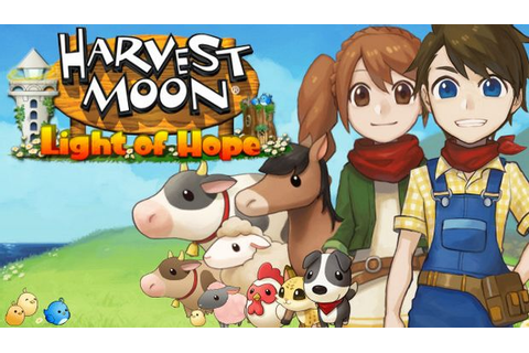 Harvest Moon: Light of Hope Free Download PC Games | ZonaSoft