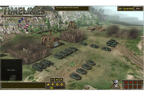 Timelines: Assault on America - screenshots gallery ...