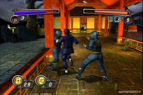 Bruce Lee: Quest of the Dragon Download Game | GameFabrique