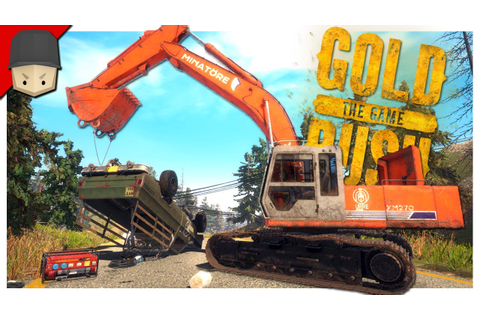 Gold Rush: The Game - First Look - YouTube