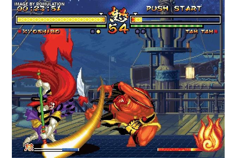 Samurai Shodown Anthology (USA) Nintendo Wii ISO Download ...