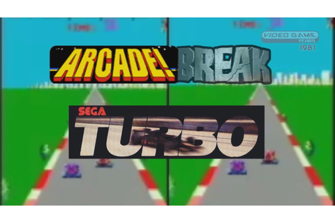Turbo (Arcade, 1981) - Video Game Years History - YouTube