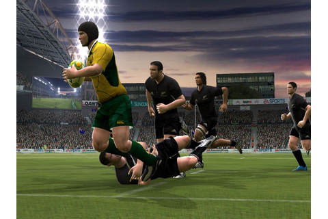 Rugby 08 PC Galleries | GameWatcher