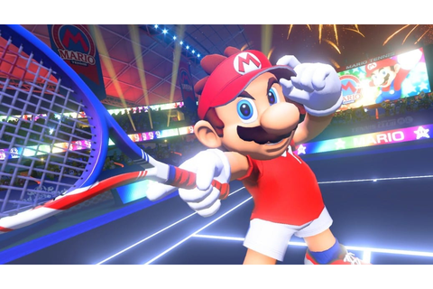 Mario Tennis Aces Announced for Switch - GameLuster