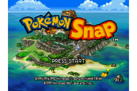 Nintenviews: Pokemon Snap Review