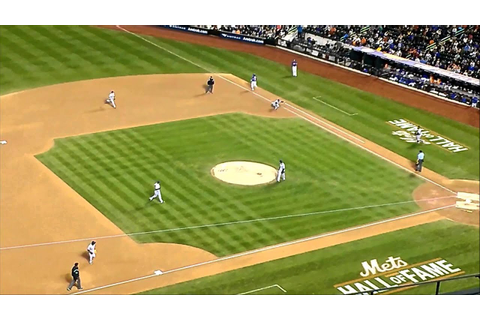 Baseball Game - New York Mets - Milwaukee Brewers at Citi ...