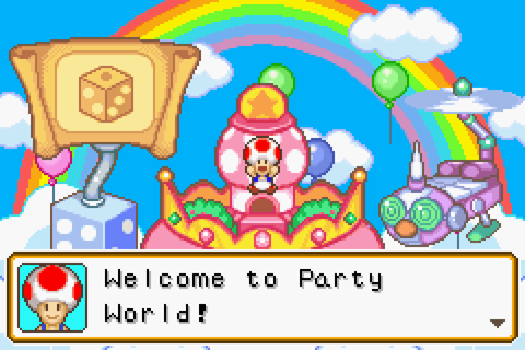 Mario Party Advance Download Game | GameFabrique