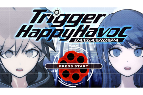 Danganronpa: Trigger Happy Havoc - Download