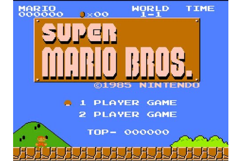 How to play Super Mario Bros Game in Android Mobile Phone ...