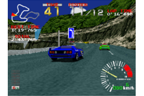 Ridge Racer (video game) - Wikipedia