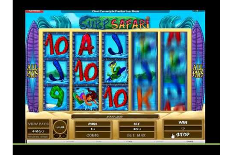$50 NO DEPOSIT BONUS Surf Safari Games @ VIRTUAL City ...