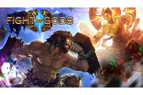 Fight Of Gods - Launch Trailer - YouTube
