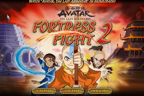 Avatar The Last Airbender : Fortress Fight 2 - Game - Epicalyx