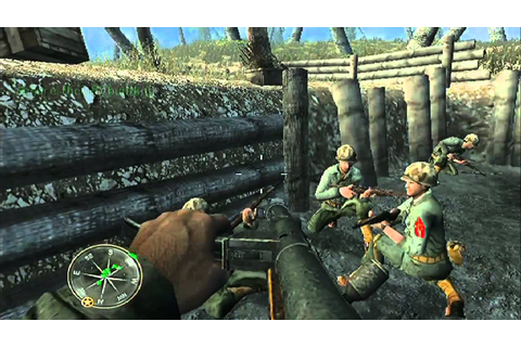 Call of Duty: World At War – Final Fronts - Mission 4 ...