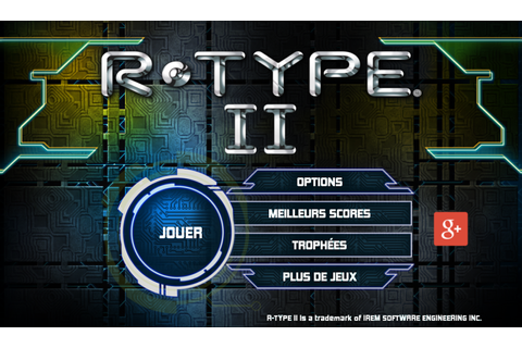 R-TYPE II - Android Apps on Google Play