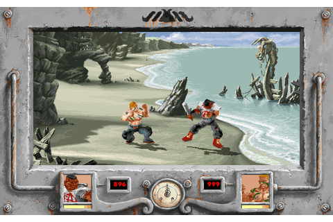 Download Savage Warriors - My Abandonware