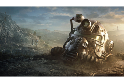 Wallpaper Fallout 76, poster, 4K, Games #19297