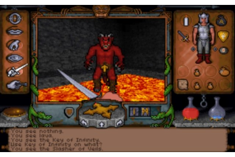 Ultima Underworld The Stygian Abyss - PC Review and Full ...