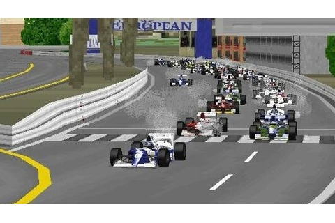 Top Ten: Formula One Video Games