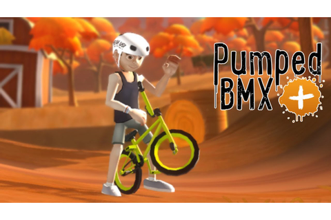 Pumped BMX + (Local Level) Gameplay On PC! (1080p) - YouTube