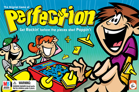 Perfection Game Box on Behance