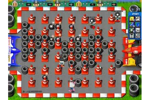 BomberMan Online World - YouTube