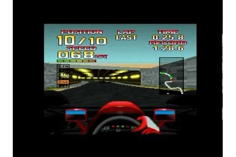 Nice and Games -- World Tour Racing [Atari Jaguar] - YouTube