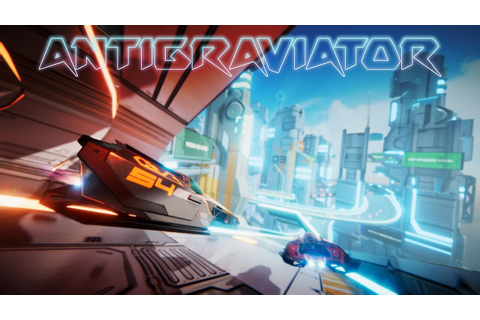 Antigraviator PC Game + Update v1.02 Free Download