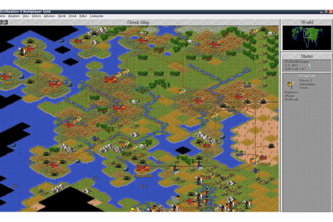That's interesting...: Great Games #1: Civilization II