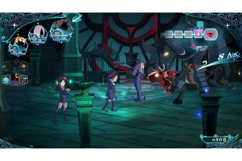 Little Witch Academia: Chamber of Time details Horologium ...