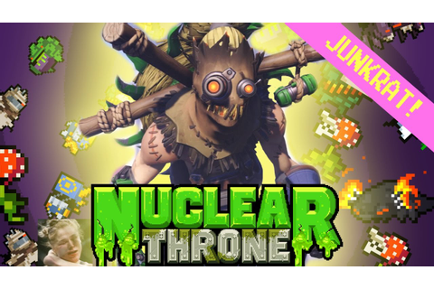 JUNKRAT IS IN THE GAME?! | Nuclear Throne - YouTube