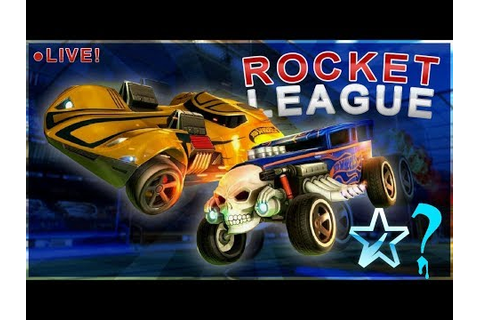 Rocket League giveawaytrading n sub games - YouTube
