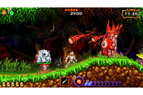 Ultimate Ghosts 'n Goblins - Lutris