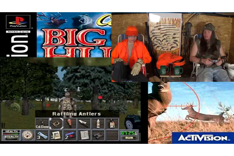 American Gaming Geeks : Cabela's Big Game Hunter ...