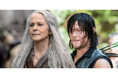 The Walking Dead: Why Carol & Daryl Were Chosen To Spin-Off